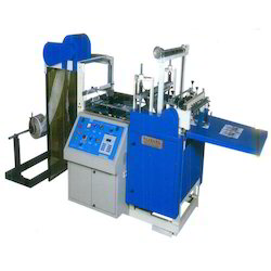 Fully Auto Bottom Cutting and Sealing Machine