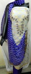 Ladies Gota Patti Work Kota Suit