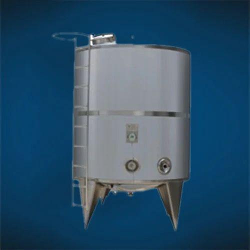 Raw Milk Storage Tank