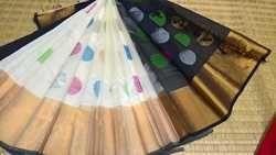 Multicolour Ball Butta Sarees