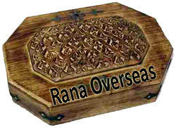 Wooden Sweet Box