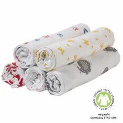 Organic Muslin Blanket