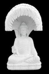 Buddha Under Bodhi Vraksh