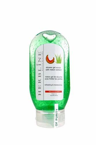 Melon Scrub Shower Gel