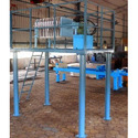 Fabricated Platform Filter Press