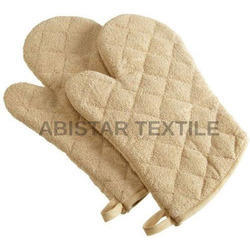 Terry Oven Gloves