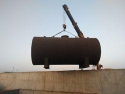 MS Chemical Tank