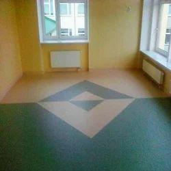 School Vinyl Flooring