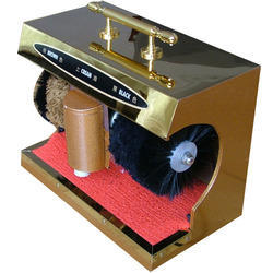 Auto Shoe Shine Machine