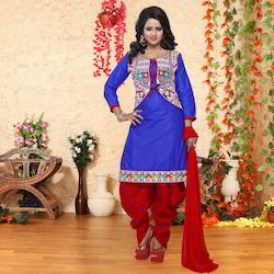 Patiala Salwar Suit