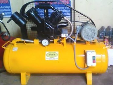 Reciprocating Air Compressor 5 hp