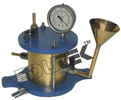 Situ Water Permeability Test Kit