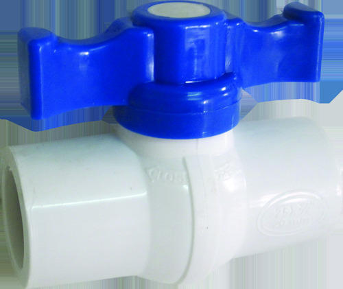 UPVC Solid Ball Valves