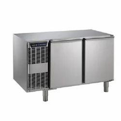 2 Door Under Counter Refrigerator