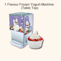 Mr YOGI G-2 Floor (Frozen Yogurt Machine)