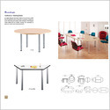 Conference/Meeting Tables CT 02 CT 02 (HEX)
