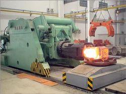 Forging Hydraulic Rail Bound Manipulator