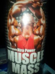 muscle mass powder