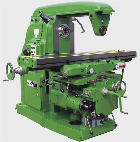 Conventional Tool Room Machinery Heavy Milling Machine