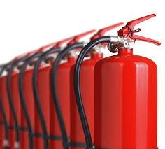 Chemical Foam Type Fire Extinguishers