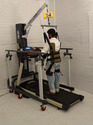 Gait Training Frame Unweighting System