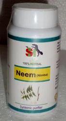 Neem Capsules For Pimples Care