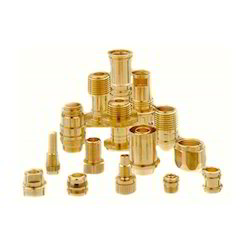 Brass Lock Components