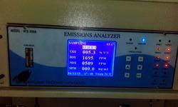 Online Nox Analyzer
