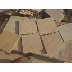 Brown Buff Sandstone Slabs