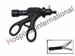 Bipolar Modular Handle 5mm Fenestrated Flat Forceps