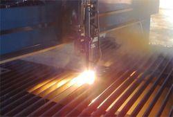 CNC Plasma Oxy Fuel Cutting Services