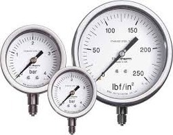 Mechanical Pressure Gauge