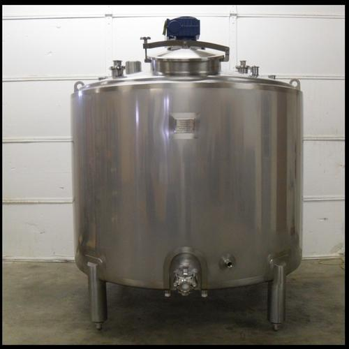 Pasteurizer Vat