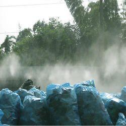 Odor Suppression System