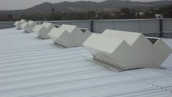 Airier Industrial Ridge Ventilators