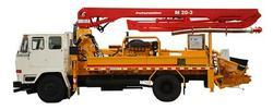 Truck Mounted Boom Pumps
