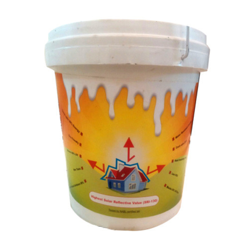 Heat Reflective Wall Paints Star Cool Shield Sri 130 Heat Resistant Paint For Interior And
