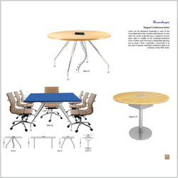 Elegant Conference Table Series Dieto C P / Wlst 02 / Wlst 1