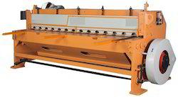 Mechanical Under Cranke Shearing Machine