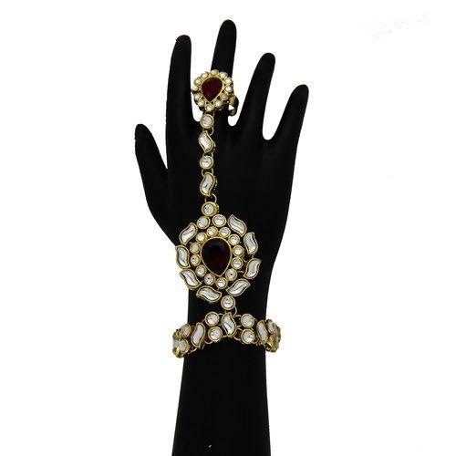 Studded Hand Jewelry