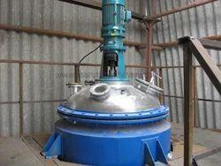 1000 Litres SS 304 Reactor