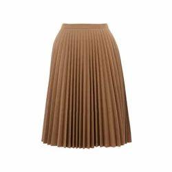 Knee Length Ladies Skirt