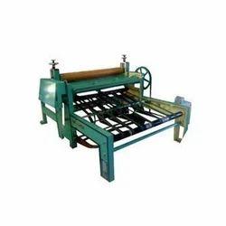 Semi Automatic Roll To Sheet Cutting Machine
