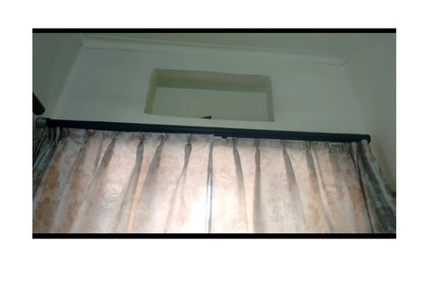 Remote Controlled Curtain