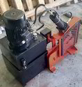 Hydraulic Rod Cutter 25 Mm Round