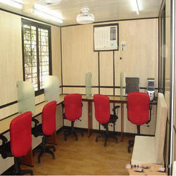 Containerized Office Cabins