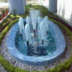 Side Spray Fountains
