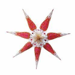 Printed  Paper Star