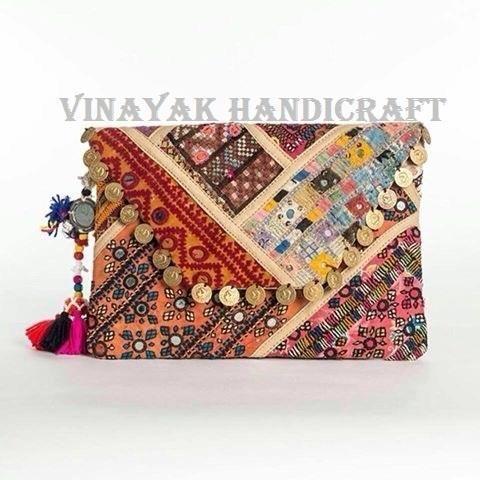 Banjara Ladies Clutch Bag