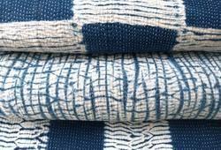 Tie-Dye Shibori Quilt Fabric
